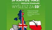 Bezpieczne przelewy z UK do Polski - szybciej, taniej, wygodniej.