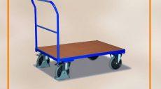 Najpopularniejsze wózki transportowe - 3 rodzaje