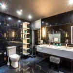 Czarna łazienka – jak ją urządzić?